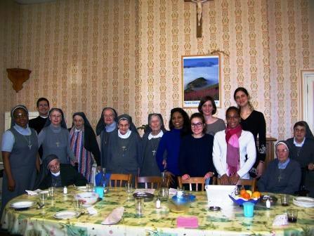sœurs trinitaires paris